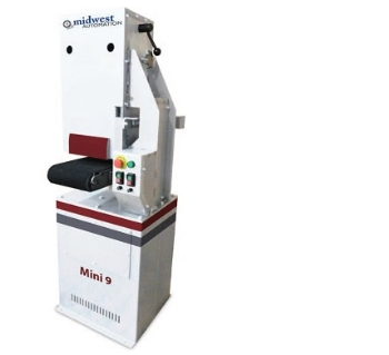 2016 MINI 9 Dry Deburring and Finishing Machine