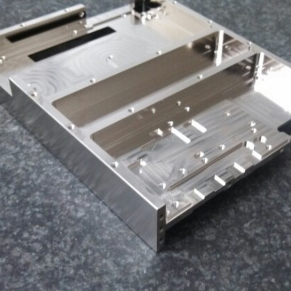 CNC Milling typical housing and cover